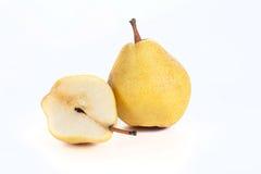 medveten bakgrund är dryckbegreppet som äter white för bildläsning för kvalitet för bilder för bild för pears för livsstilar för  Royaltyfria Bilder