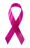 medvetenhetbröstcancerband Royaltyfria Bilder