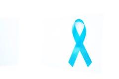 Medvetenhetljus - strumpebandsorden och för medvetenhet ca för prostatacancer arkivbild