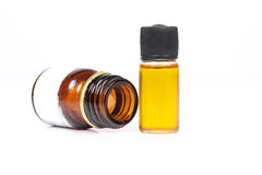 Medycyn butelki Obrazy Stock