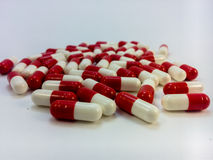 Medycyn pigułki Zdjęcie Stock