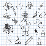 medycyna ilustracja wektor