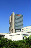 Medycyna budynek NUH Obraz Royalty Free