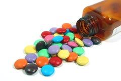 medycyna sweet Fotografia Stock
