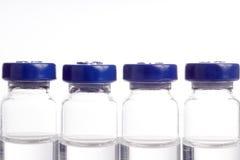 Medycyna w buteleczkach zdjęcie stock