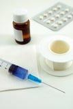 Medycyny Zdjęcie Stock