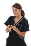 medycyny pielęgniarka fotografia royalty free