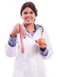 Medyczna diety opieka Obrazy Royalty Free