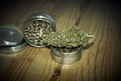 Medyczna marihuana RX Zdjęcia Royalty Free