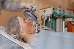 medyczna operacja Zdjęcia Stock