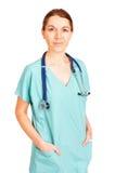 medyczna pielęgniarka obraz royalty free