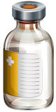 Medyczna szczepionka Zdjęcia Stock