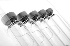 medyczne buteleczki Zdjęcie Stock