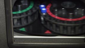 Medycznego laboratorium wirówka zbiory wideo
