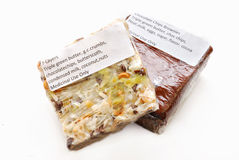 medyczni marihuan edibles Obraz Stock