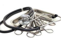 medyczni narzędzia Obraz Royalty Free