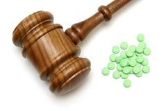 Medyczni prawa Obrazy Stock