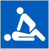 medyczny ikona wektor Obraz Royalty Free