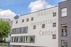 Medyczny innowaci centrum Hartmann AG, Heidenheim, Niemcy Zdjęcie Stock