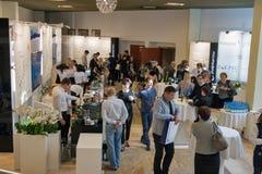 Medyczny kongres w Hotelowym Ossa Rawa Mazowiecka, Polska zdjęcia stock