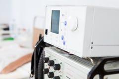 medyczny monitor Zdjęcia Stock