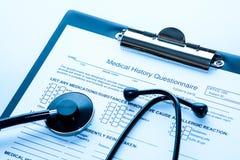 Medyczny pojęcie Fotografia Stock