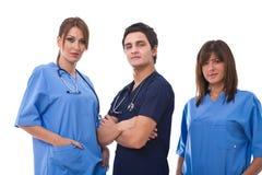 medyczny pojęcia teanwork Obraz Royalty Free