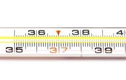 medyczny termometr Obrazy Royalty Free