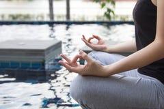 Medytacja zdjęcia stock