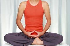medytacja Fotografia Stock