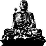Medytacja Buddha Fotografia Royalty Free