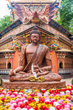 medytacja buddy Zdjęcia Royalty Free