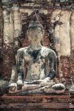 Medytuje Buddha statua Fotografia Stock