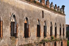 Medzhybizh Castle - Ukraine Royalty Free Stock Images