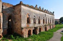 Medzhybizh Castle - Ukraine Royalty Free Stock Photo