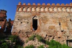 Medzhybizh Castle - Ukraine Royalty Free Stock Photography