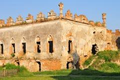 Medzhybizh Castle - Ukraine Stock Image