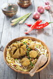 Mee bakso Royalty Free Stock Photos