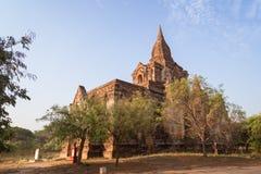Mee Phaya allé par Nyein dans Bagan photo libre de droits