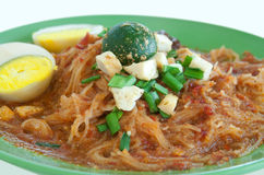 Mee Siam Royalty Free Stock Photography
