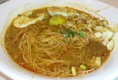Mee Siam Stock Image