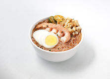 Mee Siam, Siamese noodle Royalty Free Stock Images