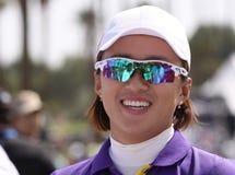 Meena Lee przy ANA inspiraci golfa turniejem 2015 Fotografia Stock