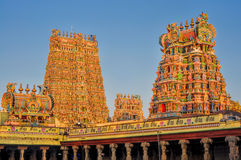 Meenakshi Amman Temple Stock Images
