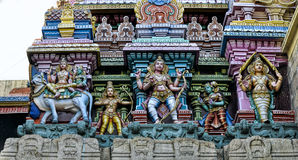 Meenakshi Amman Temple Royalty Free Stock Image