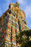 Meenakshi Amman Temple Madurai Stock Photos