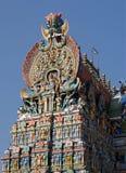 Meenakshi Hindu Temple In Madurai, Tamil Nadu Royalty Free Stock Image