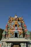 Meenakshi hindu temple in Madurai, Tamil Nadu Stock Images