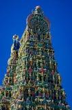 Meenakshi hindu temple in Madurai Royalty Free Stock Image