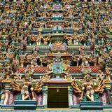 Meenakshi tempel Arkivfoto